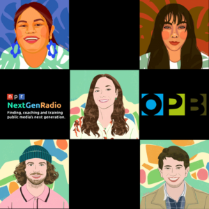 Next Generation Radio @ Oregon Public Broadcasting